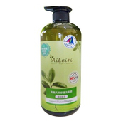 《AiLeiYi》天然修護洗髮精-清新綠茶1000ml