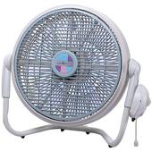 《伊娜卡》14吋多樣式循環涼風扇 ST-5189