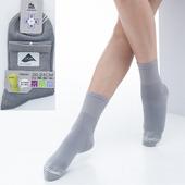 《【KEROPPA】可諾帕》舒適透氣減臭短襪x灰色兩雙(男女適用)C98006(20~24CM(公分))