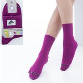 《【KEROPPA】可諾帕》舒適透氣減臭加大短襪x紫紅兩雙(男女適用)C98006-X(25~28CM(公分))