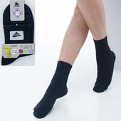 《【KEROPPA】可諾帕》舒適透氣減臭加大短襪x黑色兩雙(男女適用)C98006-X(25~28CM(公分))