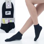 《【KEROPPA】可諾帕》舒適透氣減臭超短襪x黑色兩雙(男女適用)C98005(20~24CM(公分))
