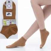 《【KEROPPA】可諾帕》舒適透氣減臭加大超短襪x土黃色兩雙(男女適用)C98005-X(25~28CM(公分))
