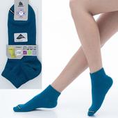 《【KEROPPA】可諾帕》舒適透氣減臭加大超短襪x土耳其藍兩雙(男女適用)C98005-X(25~28CM(公分))