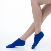 《【KEROPPA】可諾帕》舒適透氣減臭加大踝襪x寶藍色兩雙(男女適用)C98004-X(25~28CM(公分))