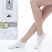 《【KEROPPA】可諾帕》舒適透氣減臭加大踝襪x白色兩雙(男女適用)C98004-X(25~28CM(公分))