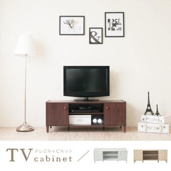 《hopma》和風原木系二門電視櫃(胡桃木)