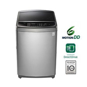 《LG》6MOTION DD直立式變頻洗衣機不鏽鋼銀 / 17公斤洗衣容量 WT-SD176HVG