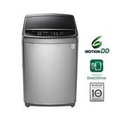 《LG》6MOTION DD直立式變頻洗衣機不鏽鋼銀 / 19公斤洗衣容量 WT-SD196HVG