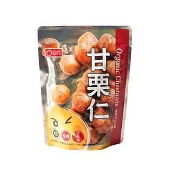 康健生機 有機甘栗仁(150g/包*20)