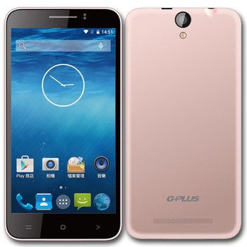 G-PLUS M60C 4G全頻段6吋螢幕智慧型手機(玫瑰金)