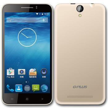 G-PLUS M60C 4G全頻段6吋螢幕智慧型手機(香檳金)