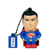 《義大利TRIBE》蝙蝠俠對超人 8GB 隨身碟-超人 電影限定版(SUPERMAN)