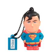 《義大利TRIBE》蝙蝠俠對超人 8GB 隨身碟-超人 (SUPERMAN)