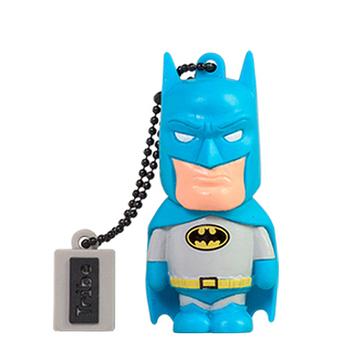 《義大利TRIBE》蝙蝠俠對超人 8GB 隨身碟-蝙蝠俠 (BATMAN)