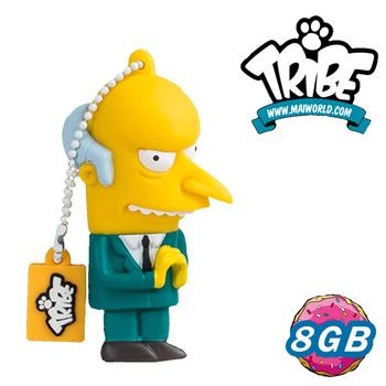 《義大利TRIBE》辛普森一家 8GB 隨身碟_郭董(MR.BURNS)