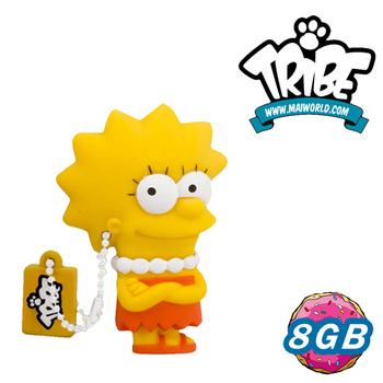 《義大利TRIBE》辛普森一家 8GB 隨身碟_花枝(LISA)
