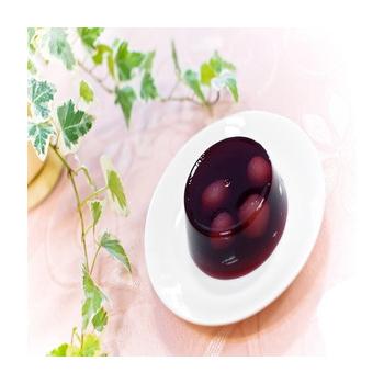 《格哆莉奶酪好禮》手工水果凍系列150g±10g/入(葡萄水果凍8入)