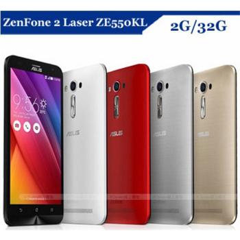 ASUS ZenFone 2 Laser ZE550KL 2G/32G(紅色)