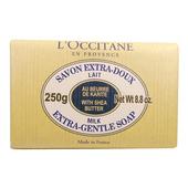 《L'OCCITANE 歐舒丹》乳油木牛奶皂250g