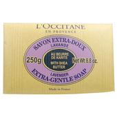 《L'OCCITANE 歐舒丹》乳油木薰衣草皂250g