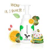 《潤波》1/2全脂牛奶制菌浴慕絲 350mlX4瓶