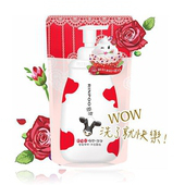 《潤波》全脂牛奶極潤沐浴慕絲 補充包 700mlX3包