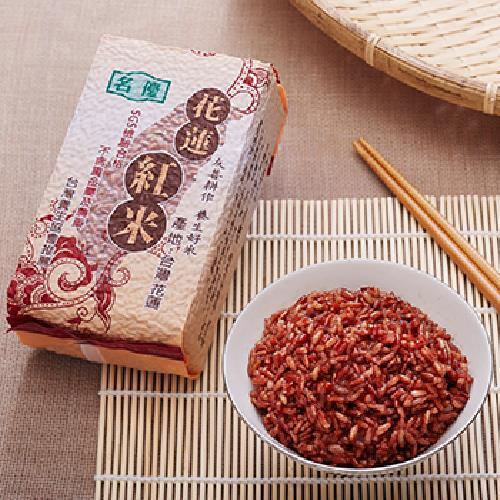 《名優》花蓮紅米(600g)