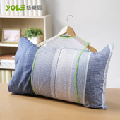 《YOLE悠樂居》高透氣曬枕袋#1229011(4入)