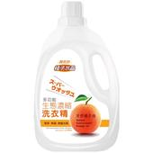 《御衣坊》橘子洗衣精(2000ml)