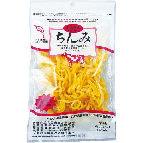 祥榮 牛乳鮮絲(乳酪絲)(原味-80g/包)