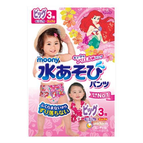 MOONY 玩水褲女(XL/3片)