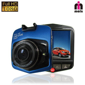 MOIN Full HD1080P超大光圈 D21智能型行車紀錄器