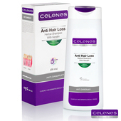 《CELENES夏琳絲》有機成分活氧去屑洗髮露(油乾性髮/頭皮屑髮質/即期品至2019.12)(400ml)