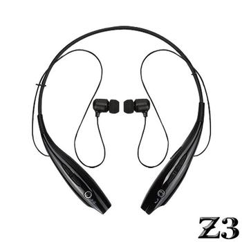 《長江》NAMO Z3運動型防汗頸掛藍牙耳機(黑色)