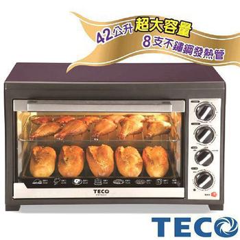 TECO 東元 42L雙溫控大烤箱XYFYB4221