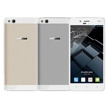 Infocus M680 4G 5.5吋八核雙卡雙待智慧型手機(銀色)