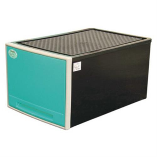 KEYWAY CKB899 65L 抽屜整理箱-兩色隨機(620*420*327mm)