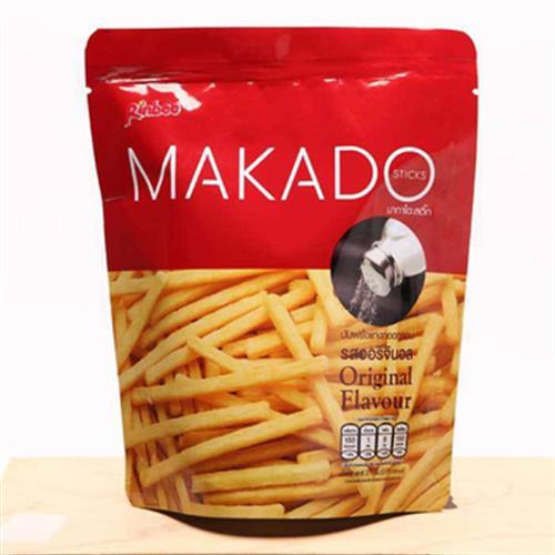 MAKADO麥卡多 薯條-鹽味(27g/包)