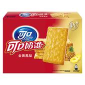 《可口奶滋》金黃鳳梨口味 量販包(225g/盒)