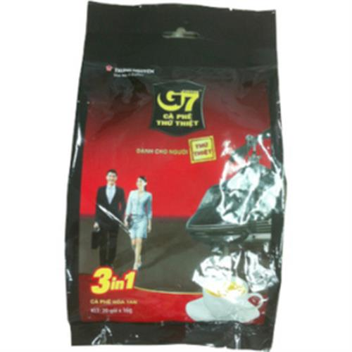 G7 三合一即溶咖啡(16g*20入/袋)