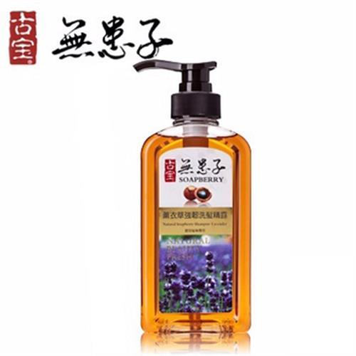 古寶 無患子薰衣草強韌洗髮精露450g(450g/瓶)