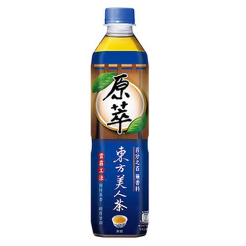 原萃 原萃東方美人茶(580mlx4)