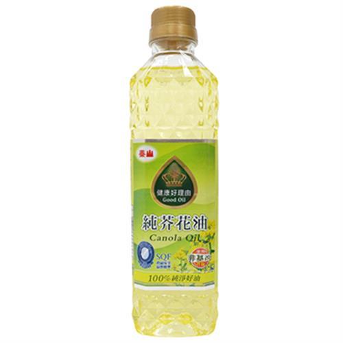 泰山 泰山芥花油0.38L(0.38L)