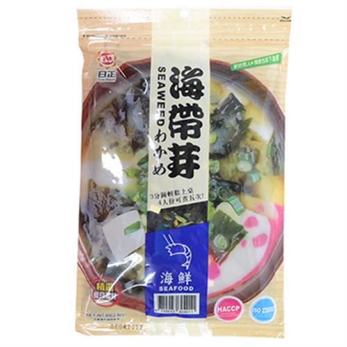 日正 日正海帶芽(海鮮)(80g/包)