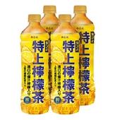 《御茶園》特上檸檬茶550ML*4(550ml)