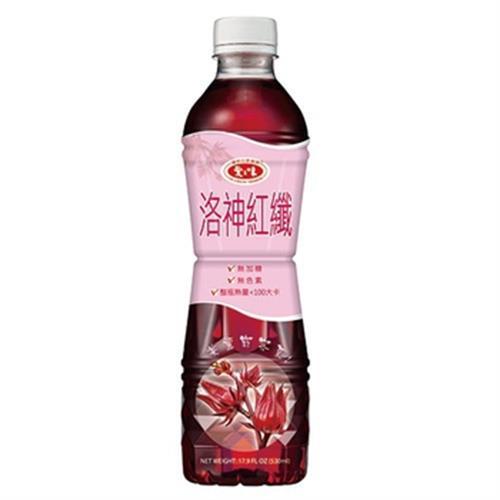 愛之味 洛神紅纖(530mlx4瓶/組)