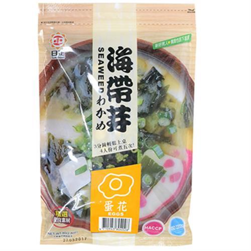 日正 日正海帶芽(蛋花)(80g/包)