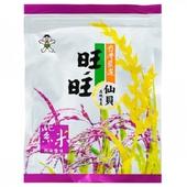 《旺旺仙貝》台灣嚴選紫米-輕海鹽味(78g/包)