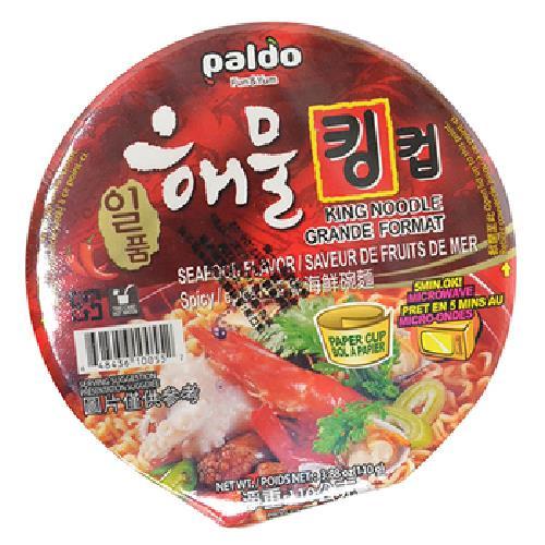 PALDO 御膳章魚海鮮湯碗麵110公克/碗(110公克/碗)